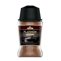 קפה נמס PLATINUM Intense מחוזק באספרסו